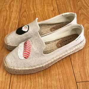 2ba912345bf7 Soludos Shoes - Soludos Sushi Platform Smoking Slipper
